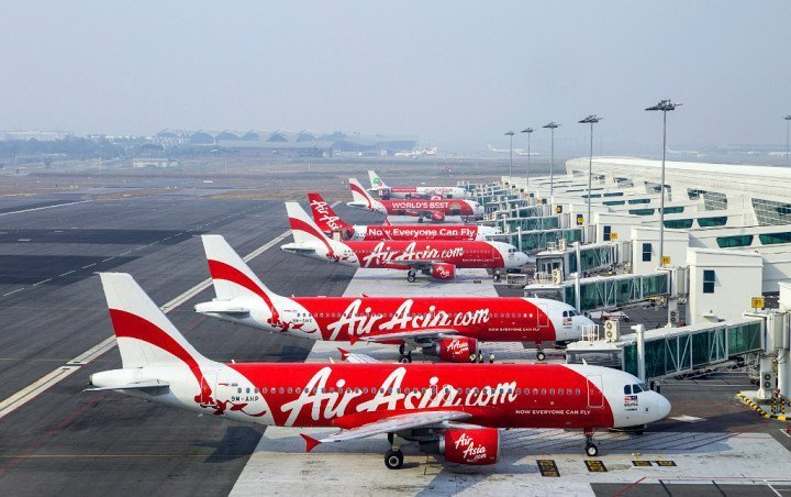tiket AirAsia traveloka