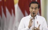 Jokowi Bagi-Bagi Sembako