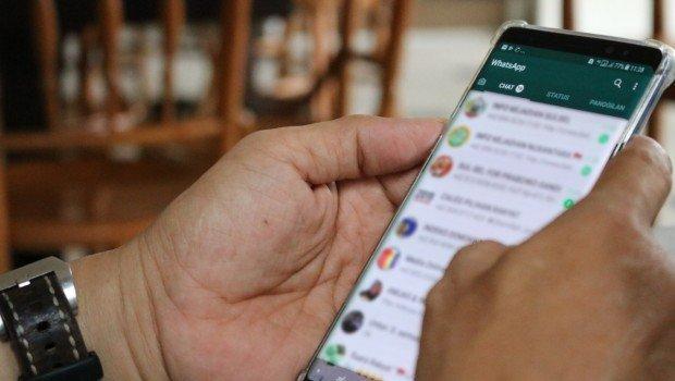 Sering Lama Membalas Pesan di WhatsApp