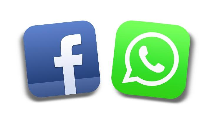 Jenis Data WhatsApp ke Facebook